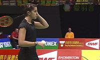 马琳VS郑清亿 2014香港公开赛 女单1/4决赛视频