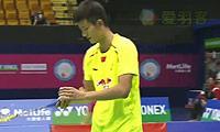 谌龙VS上田拓马 2014香港公开赛 男单1/4决赛视频