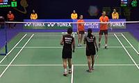 张楠/赵芸蕾VS刘成/包宜鑫 2014香港公开赛 混双1/4决赛视频