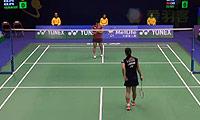 奥原希望VS山口茜 2014香港公开赛 女单1/4决赛视频