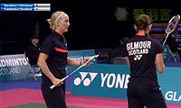班克尔/吉尔莫VS伊美利/莉娜 2014苏格兰公开赛 女双1/8决赛视频