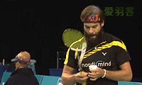 朗VS霍尔斯特 2014苏格兰公开赛 男单1/4决赛视频