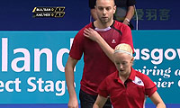 布莱尔/班克尔VS卡斯巴尔/赫特里克 2014苏格兰公开赛 混双半决赛视频