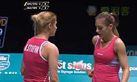 加夫列拉/斯托伊娃VS奥利弗/L.史密斯 2014苏格兰公开赛 女双决赛视频