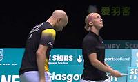 布莱尔/班克尔VS尼克拉斯/蒂格森 2014苏格兰公开赛 混双决赛视频