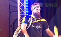 朗VS王子维 2014苏格兰公开赛 男单决赛视频