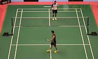 欧斯夫VS关明鸿 2014澳门公开赛 男单资格赛视频