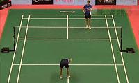 苏德智VS马尔科夫 2014澳门公开赛 男单资格赛视频