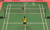 许雅晴VS图拉西 2014澳门公开赛 女单1/16决赛视频