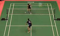 林祐贤VS苏德智 2014澳门公开赛 男单1/16决赛视频