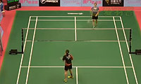 翁丽莲VS磋楚沃 2014澳门公开赛 女单1/16决赛视频
