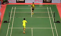 高欢VS薛轩亿 2014澳门公开赛 男单1/16决赛视频