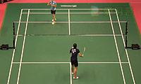 布桑兰VS李文珊 2014澳门公开赛 女单1/4决赛视频