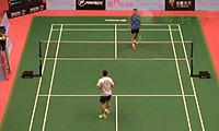 黄永棋VS茨维布勒 2014澳门公开赛 男单1/4决赛视频