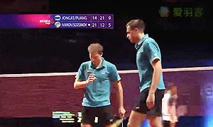 玛尼蓬/尼迪蓬VS伊万诺夫/索松诺夫 2014亚通杯 男双资格赛视频