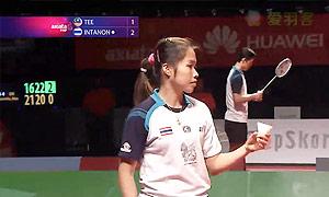 因达农VS郑清亿 2014亚通杯 女单资格赛视频