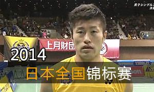 2014年日本全国羽毛球锦标赛