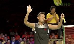林丹VS波萨那 2014泰国国王杯 男单决赛视频