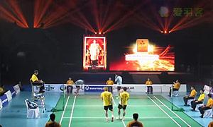 阿山/塞蒂亚万VS博丁/巴甲瓦 2014泰国国王杯 男双决赛视频