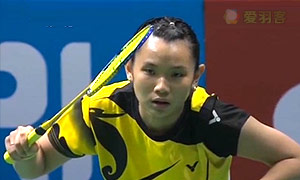戴资颖VS成池铉 2014世界羽联总决赛 女单决赛视频