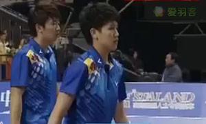 邱子瀚/骆赢VS林德豪/钟倩欣 2015中国羽超联赛 混双资格赛视频