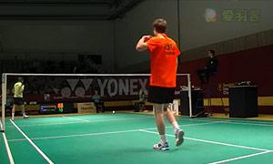 罗斯VS考卡尔 2015瑞典大师赛 男单1/8决赛视频