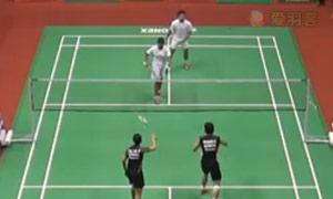 维迪安托/蒂莉VS埃特里/马尼莎 2015印度黄金赛 混双决赛视频