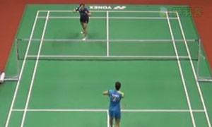 内维尔VS马琳 2015印度黄金赛 女单决赛视频