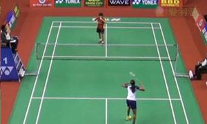 辛德胡VS蓬迪 2015印度黄金赛 女单1/4决赛视频