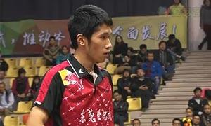 田厚威VS陆光祖 2015中国羽超联赛 男单资格赛视频