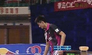 乔斌VS谌龙 2015中国羽超联赛 男单资格赛视频