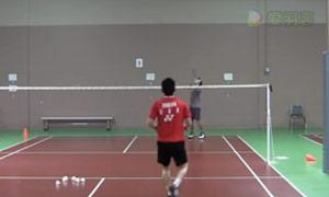 初学者基本击球技术介绍