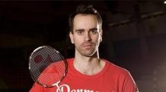 """丹麦羽球界""""教授""""——乔希姆• 菲舍尔"""