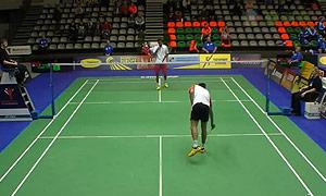 欧斯夫(英格兰)VS埃里克(荷兰) 2015欧洲团体锦标赛 男单1/4决赛视频