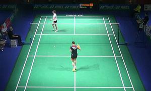 成池铉VS克洛伊 2015德国公开赛 女单1/16决赛视频