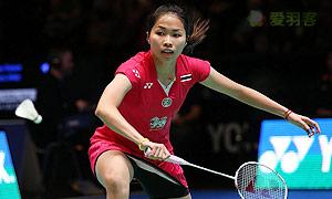 孙瑜VS因达农 2015全英公开赛 女单1/4决赛视频