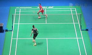 马琳VS成池铉 2015全英公开赛 女单1/4决赛视频