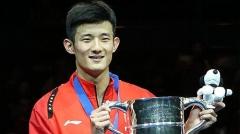 高清:全英赛中国3冠 谌龙男单封王