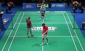 埃利斯/米尔斯VS克里斯蒂安森/大卫 2015瑞士公开赛 男双1/16决赛视频