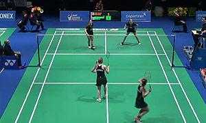 加夫列拉/斯托伊娃VS巴宁/塔博林 2015瑞士公开赛 女双1/16决赛视频