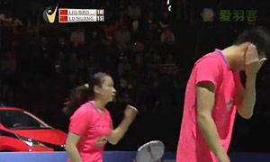 鲁恺/黄雅琼VS刘成/包宜鑫 2015瑞士公开赛 混双决赛视频