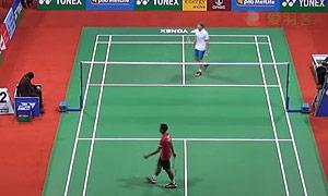 苏吉亚托VS利弗德斯 2015印度公开赛 男单1/16决赛视频