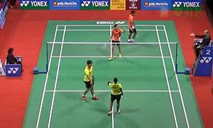 苏巴蒂亚/维德佳佳VS奇雅加特/萨里 2015印度公开赛 混双1/4决赛视频