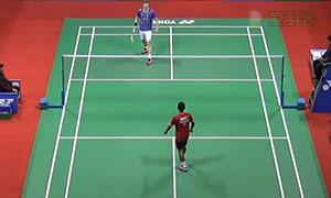 阿萨尔森VS苏吉亚托 2015印度公开赛 男单半决赛视频