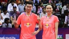 印度赛:国羽获两项双打冠军 东道主揽单打两金