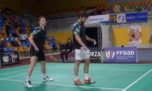 诺丁汉/哈雷托勒VS安东森/巴比克 2015法国国际公开赛 男双半决赛视频