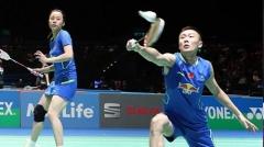 新加坡赛:中国军团大获全胜 张楠赵芸蕾轻松晋级