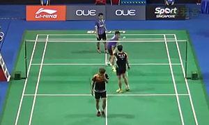 阿山/塞蒂亚万VS催率圭/高成炫 2015新加坡公开赛 男双1/8决赛视频