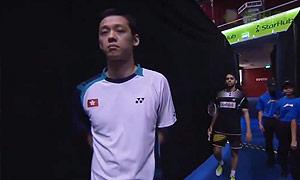 胡赟VS卡什亚普 2015新加坡公开赛 男单半决赛视频