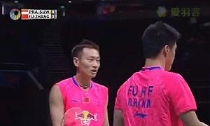 普拉塔玛/苏华迪VS傅海峰/张楠 2015新加坡公开赛 男双决赛视频